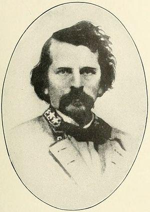 Earl Van Dorn - Confederate General Earl Van Dorn