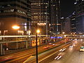 Connaught Road Central at night.jpg