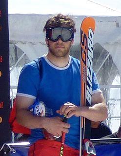 Conradign Netzer Swiss freestyle skier