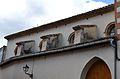 Contraforts de l'església de sant Roc de Benialí.JPG