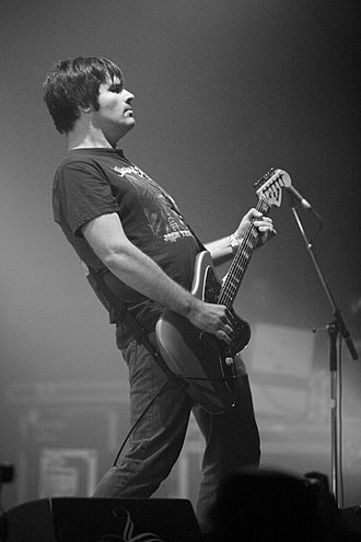 Converge (band) - Kurt Ballou in 2007