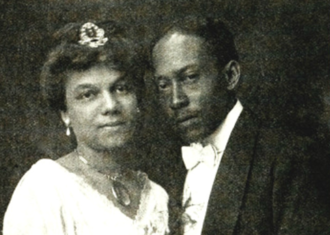 C. M. Battey - Battey and his wife, Elizabeth Smith, on May 1, 1917
