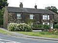 Corner of Roughbirchworth Road - Cottages - geograph.org.uk - 924590.jpg