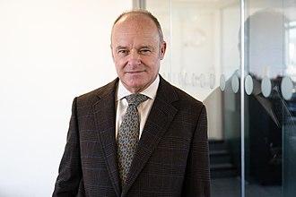 Paul S. Walsh - Image: Corporate headshot Paul S Walsh