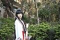 Cosplayer of Kikyo, Inuyasha at CWT42 20160213c.jpg