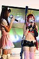 Cosplayer of Yoko Littner interview in 2009TIBE 20090209 2.jpg