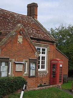 Coulston village in United Kingdom