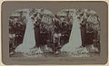 Courtship and wedding Photo 10 Alone at last stereoscopic view (HS85-10-17207).jpg
