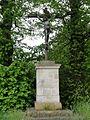 Crépy (Aisne) croix de chemin.JPG
