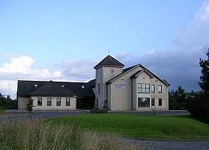 Craigmarloch - Craighalbert Church, Cumbernauld