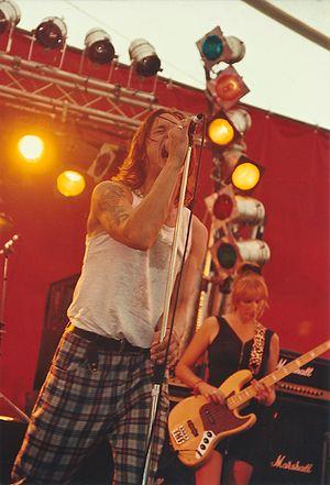 Crazyhead - Crazyhead (1995)