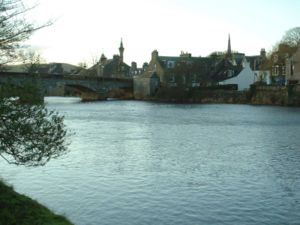 River Cree - The Cree at Newton Stewart