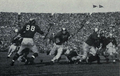 Creighton Miller against Michigan in 1943.png