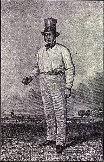 Cricket, WG Grace, 1891- William Clarke.jpg