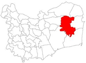 Crișan, Tulcea - Image: Crisan jud Tulcea