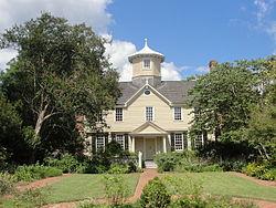 Cupola House Edenton North Carolina Wikipedia