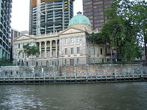Customs House, Brisbane - Image: Customs House Brisbane