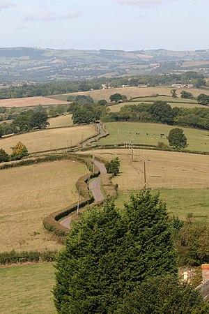 Cwmcarvan - Image: Cwmcarvan