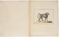 Cynocephalus hamadryas - 1829-1867 - Print - Iconographia Zoologica - Special Collections University of Amsterdam - UBA01 IZ20100012.tif