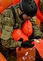 DAGRE members take a stab at SERE training 150226-F-VG050-194.jpg