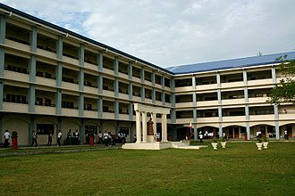 Don Bosco Academy, Pampanga - Image: DBAHS1