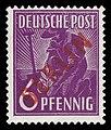 DBPB 1949 22 Freimarke Rotaufdruck.jpg
