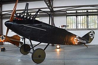 DFW C.V - The aircraft at the Polish Aviation Museum, Kraków (2013)