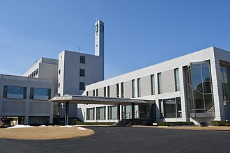 DIC Corporation - Image: DIC Central Research Laboratories 20140217