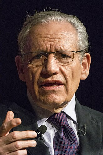 Bob Woodward - Woodward at the LBJ Library in 2016
