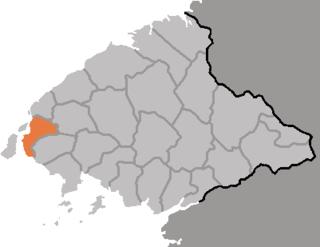 Ryongchon County County in North Pyŏngan, North Korea