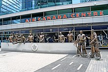 3d Map Of Air Canada Centre.Scotiabank Arena Wikipedia