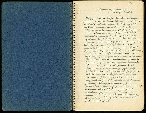 Dagboek Etty Hillesum, deel 1