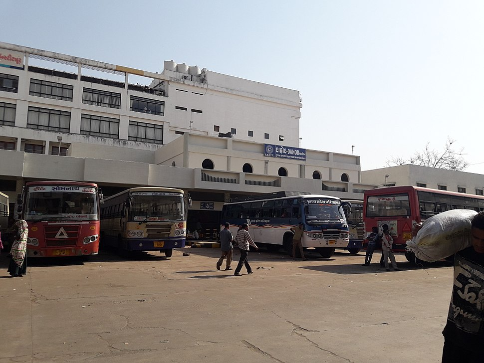 Dahod Bus stand