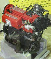 daihatsu c series engine wikipedia rh en wikipedia org Daihatsu Rocky Parts Marine Diesel Daihatsu Engines