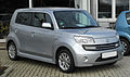 Daihatsu Materia 1.5 front-1 20110116.jpg