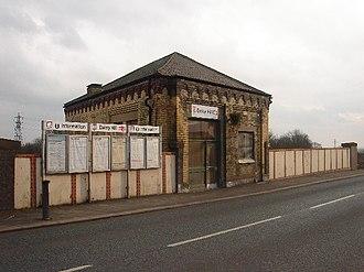 Daisy Hill railway station - Daisy Hill railway station