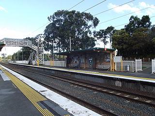 Dakabin railway station