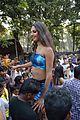 Dancing Hijra - Chhath Festival - Strand Road - Kolkata 2013-11-09 4224.JPG