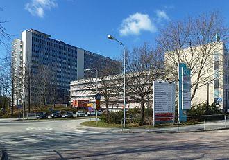 Danderyds sjukhus - Danderyds sjukhus in 2014