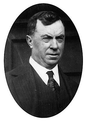 Daniel F. Cohalan - Daniel F. Cohalan in 1923