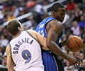 Darius Songaila against Dwight Howard.jpg