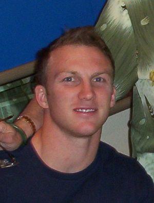 Queensland Rugby League's Team of the Century - Image: Darren Lockyer (5 September 2003)