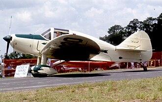 Culver Dart - Dart GW of 1939 at Lakeland, Florida in April 2009