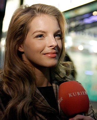 Yvonne Catterfeld - Catterfeld in Vienna in September 2010.