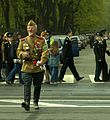 Dashing war veteran and cadets in SPb.jpg