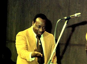 Music of New Orleans - Dave Bartholomew in 1977