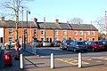 Daventry, St James Street across car park - geograph.org.uk - 1750848.jpg