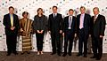 David Cameron, Andrew Mitchell, Bill Gates and Ellen Johnson-Sirleaf, together with members of the GAVI board (2).jpg