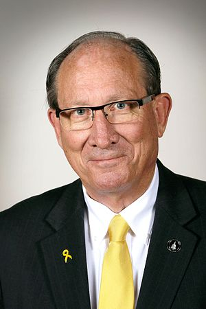 David Johnson (Iowa politician) - Image: David Johnson 86th GA