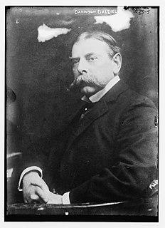 Davison Dalziel, 1st Baron Dalziel of Wooler